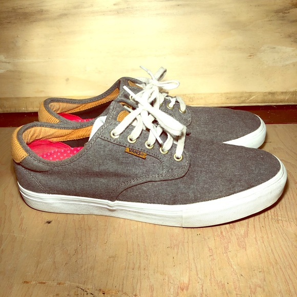 Vans Shoes   Chima Pro Cord Chambray